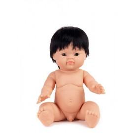 Pachnąca lalka bobas chłopiec Jude, Minikane Paola Reina