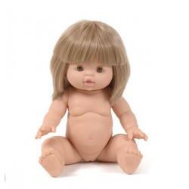 Pachnąca lalka bobas Zoe, Minikane Paola Reina
