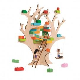 Domek na drzewie-  zestaw BRIKKON