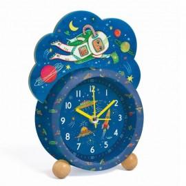 Klasyczny zegar - budzik Kosmos Djeco