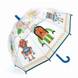 Parasol przeciwdeszczowy Roboty, Djeco
