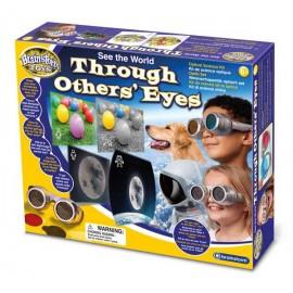 Magiczne okulary -zobacz świat oczami zwierząt Brainstorm