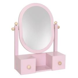 Toaletka dla dzieci pastelowy róż Jabadabado
