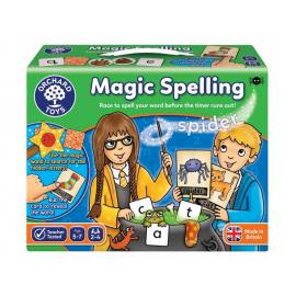 Magiczne literowanie -magic spelling, Orchard Toys