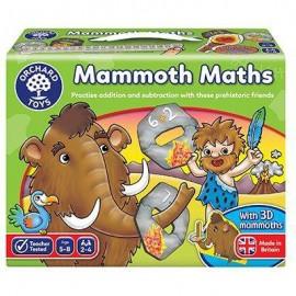 Matematyka Mamuta - Mammouth Maths, Orchard Toys