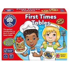 Kto pierwszy przygotuje talerz? - gra edukacyjna, Orchard Toys