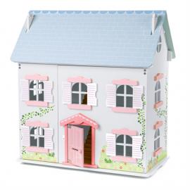 Drewniany domek dla lalek Ivy, Tidlo