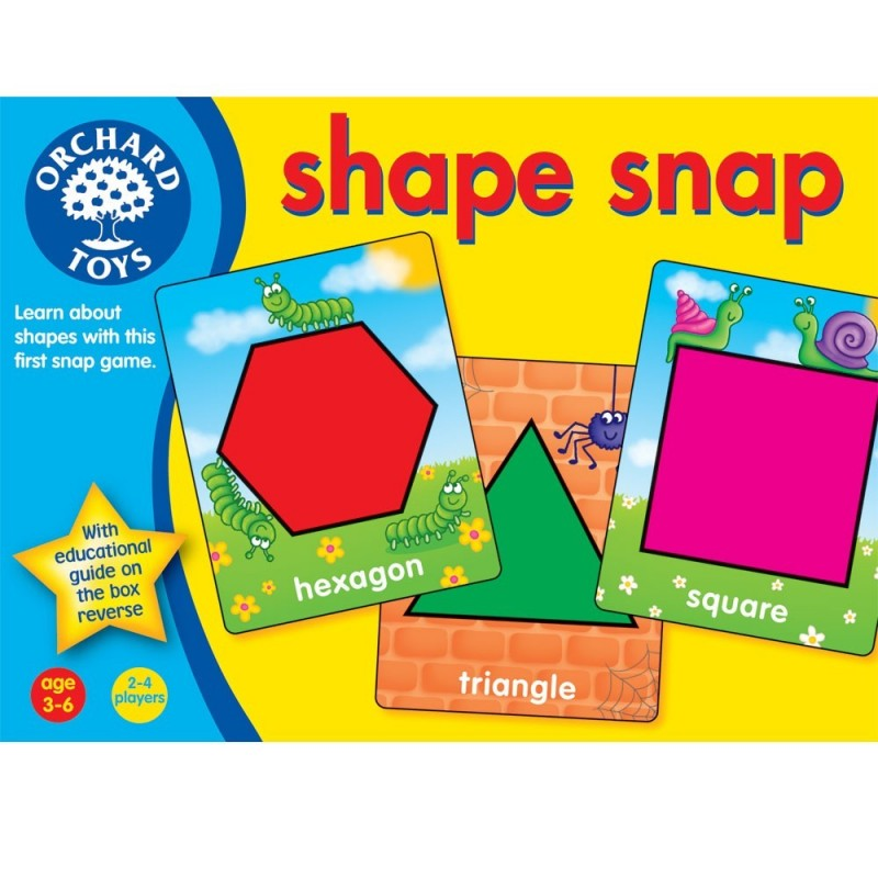 Shape Snap Game - New