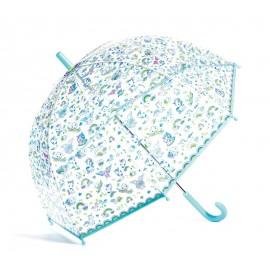 Parasol przeciwdeszczowy jednorożce, Djeco