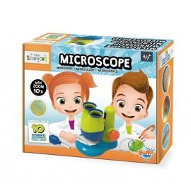 Mini mikroskop dla najmłodszych, Buki