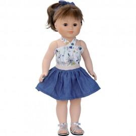 Lalka dla dzieci Midi Marie-Francoise - Petitcollin
