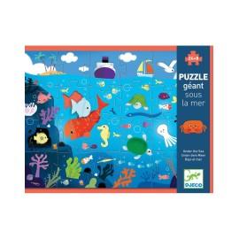 """Gigantyczne puzzle """"W morzu"""", Djeco"""