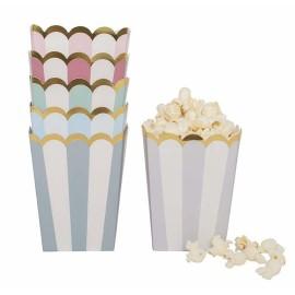 Pudełka na popcorn złote, Jabadabado