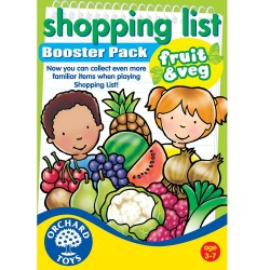 Lista zakupów owoce