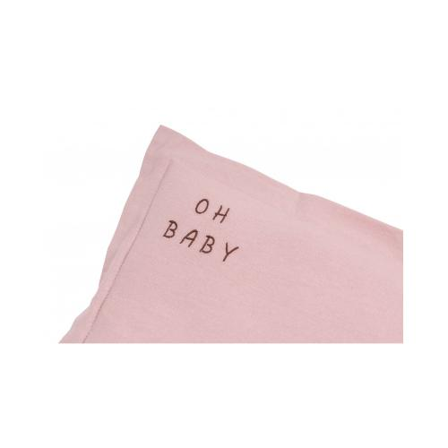 Poduszka OH BABY washed pink s, Malomi