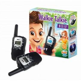 Walkie-talkie zasięg 3 km, Buki