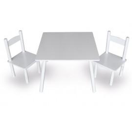 stolik biały