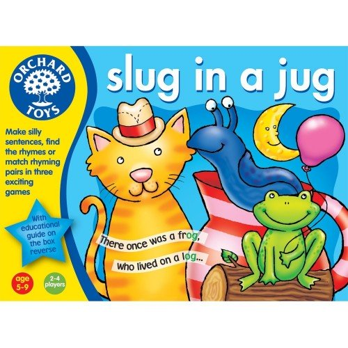 Slug in the jug - rymowanki
