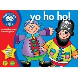 Ahoj piraci! Językowa gra piracka