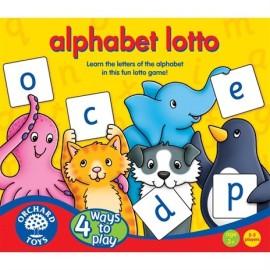 Alfabet lotto