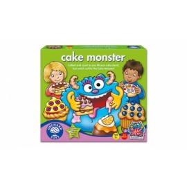 Ciasteczkowy potwór - cake monster