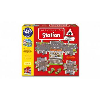 Giant Roadway Expansion Set - Station