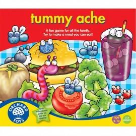 Brzuszek boli - tummy ache