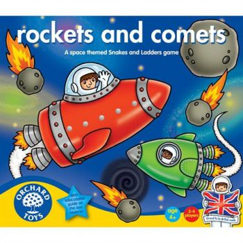 Rakiety i komety - Rocket and comets