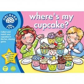 Gdzie jest moja babeczka? - where is my cupcake?