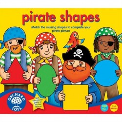 Pirackie kształty  - Pirate shapes