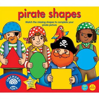 Pirate shapes