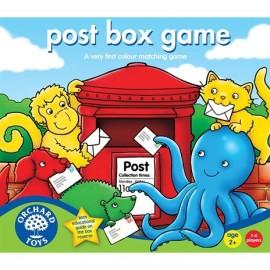 Skrzynka pocztowa - post box game