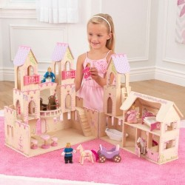 Zamek księżniczki Kidkraft - domek dla lalek