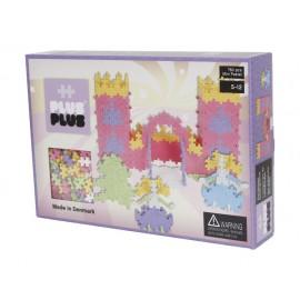 Plus-Plus, Mini Pastel - 760 szt. - Duży zamek księżniczki