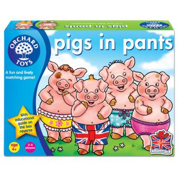 Pigs in Pants