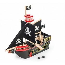 Statek piracki Barbarossa, LE TOY VAN