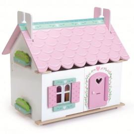 Drewniany domek dla lalek Lily, LE TOY VAN