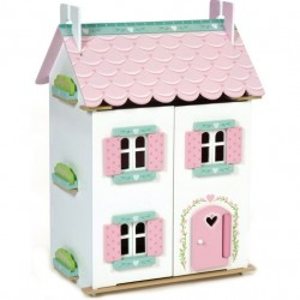 Sweetheart drewniany domek dla lalek, LE TOY VAN