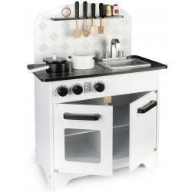 Kuchnia drewniana  Black/White