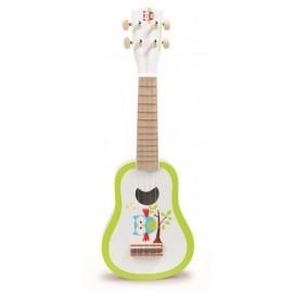 Ukulele gitara Sówka Lou