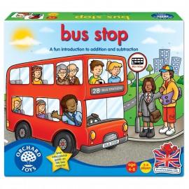 Przystanek atobusowy - bus stop