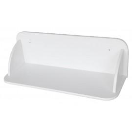 Półka na ścianę biała