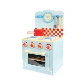 Kuchenka z piekarnikiem niebieska, Le Toy Van