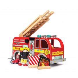Drewniany wóz strażacki, Le Toy Van