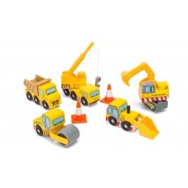 Drewniane pojazdy budowlane, Le Toy Van