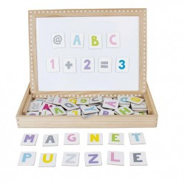 Magnetyczny alfabet -układanka Jabadabado