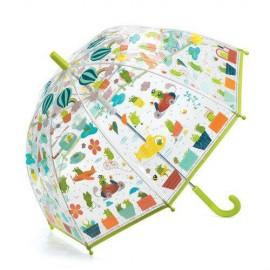 Parasol przeciwdeszczowy żabki, Djeco
