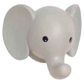 Lampa ścienna szary słoń, kinkiet Jabadabado