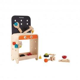 Drewniany warsztat dla dzieci Plan Toys