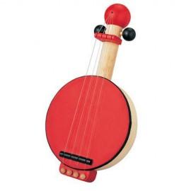 Drewniane banjo, Plan Toys